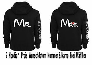 Partner Look con Mrs cappuccio Motif Gift 5xl Xs Many Couples Colors Pullover Mr axXTwYqT