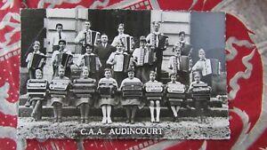 CPA-Foto-25-Audincourt-Schule-D-Accordeonistes-Akkordeon-Caa