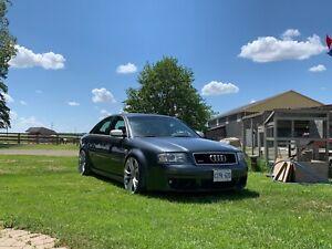 2003 Audi RS6 Carbon