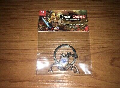 Zelda Hyrule Warriors Age Of Calamity Mystery Guardian Keychain Gamestoppreorder Ebay