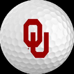 Oklahoma-Sooners-Titleist-ProV1-Refinished-NCAA-Golf-Balls-12-Pack