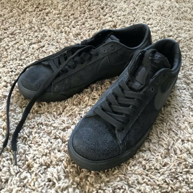 check out 01162 8b6ed Nike Sb Blazer Low GT Grant Taylor Anthracite Black SIZE 7; 704939 002