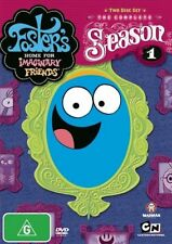 Foster's Home For Imaginary Friends : Season 1 (DVD, 2007, 2-Disc Set) Region 4