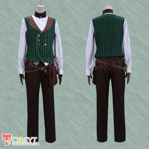 Ensemble Stars Mika Kagehira Discovery Steampunk Museum Cosplay Costume COSYT
