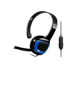 c3a684ff9e6 Wired Chat Headset for PS4 Gameware With In-Line Control - NEW ...