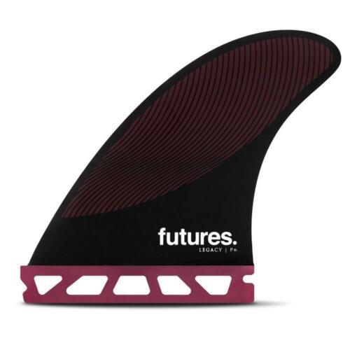 Futures Fins P6 Legacy Series Thruster Set In Medium Surfboard Surf Future Fin