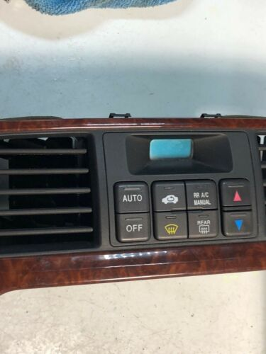 Acura MDX Center Climate Temperature Control Unit With Bezel 77250-S3VY-A210 OEM