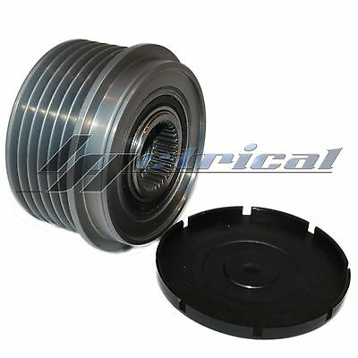 NEW ALTERNATOR 3.5L 3.5 OLDSMOBILE INTRIGUE 99 00 01 02 //6-GROOVE CLUTCH PULLEY
