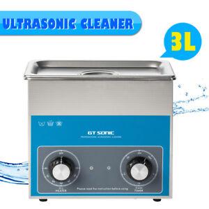 3L-Limpiador-Ultrasonico-Calentador-Ultrasonidos-Timer-Ultrasonic-Cleaner-Joyero