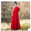 Outwear Tøj til Shawl kvinder Cape længde i fuld Tøj Parka Woolen Coats Hooded qYTnZT8