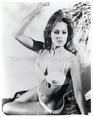 JAMES BOND 007 SEXY URSULA ANDRESS Dr. NO 1962 VINTAGE PHOTO R70 #2 BIKINI