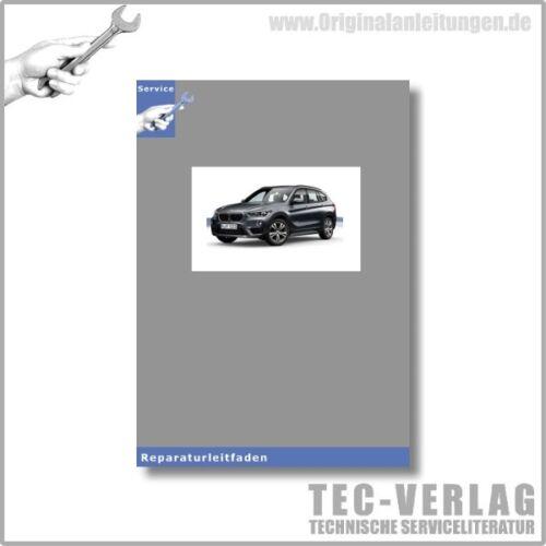 carrozzeria esterno-Officina Manuale BMW x1 e84 08-15