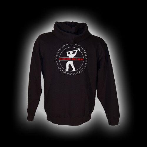 EBM 4 Hammerman veste capuche-Noir