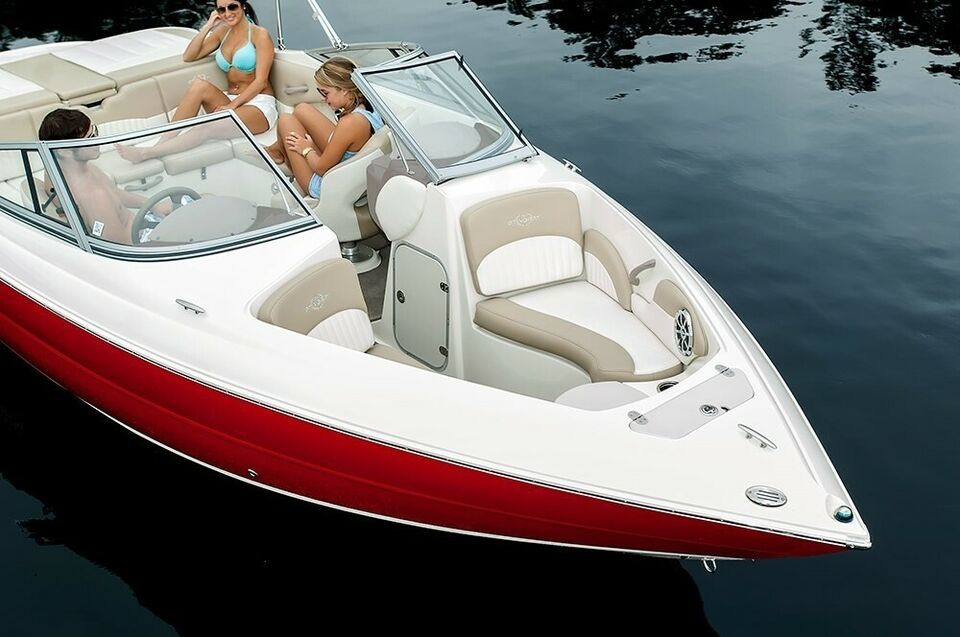 Stingray, Motorbåd, fod 23