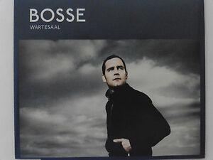 """Bosse Wartesaal 5"""" Maxi - CD 4 Tracks 2011 Radio und Album Version - München, Deutschland - Bosse Wartesaal 5"""" Maxi - CD 4 Tracks 2011 Radio und Album Version - München, Deutschland"""