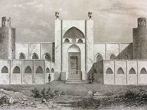 Asia-Power-Plant-Tartary-Medresse-El-Nassar-Eltchi-College-Catherine-II-Russia