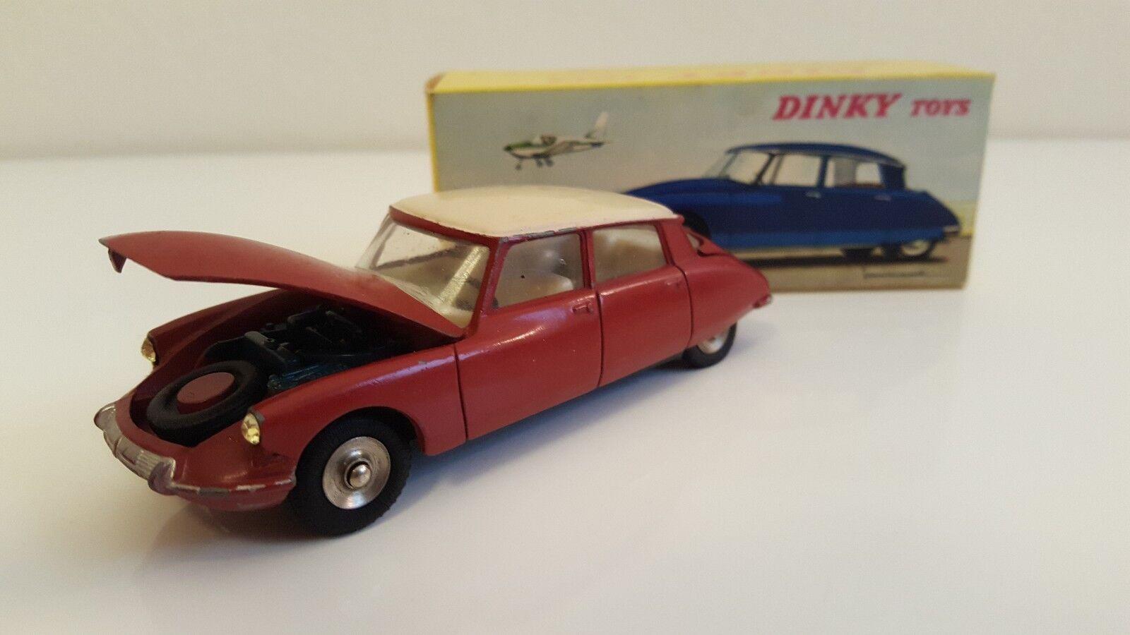 Dinky Toys - 530 - Citroën DS 19 en boîte d'origine N Mib (DTF, Pas Atlas)