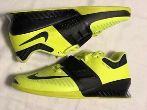 3 Zapatillas hombre 700 de pesas de voltios caja levantamiento Romaleos 852933 para Nike de superior Sin ww10Ar