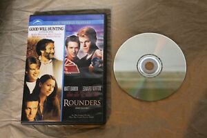 USED-Good-Will-Hunting-Rounders-DVD-Set-NTSC