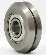 "RM2ZZ 3/8"" V-GROOVE CNC BEARINGS 1 PC SHIPS FROM THE USA BUY IT NOW"