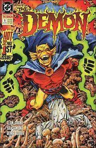 Demon-Comics-Lot-Dc-Comics-Jason-Blood