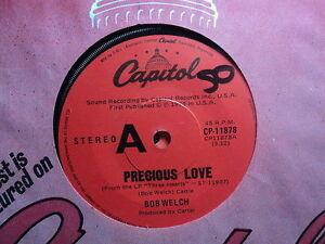 Bob-Welch-034-Precious-Love-034-Classic-Hit-Oz-7-034