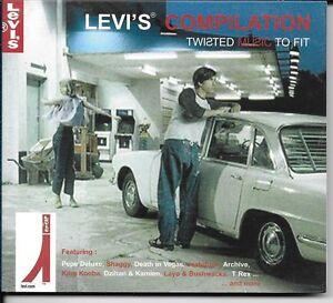 CD-DIGIPACK-16-TITRES-LEVI-039-S-COMPILATION-ARCHIVE-JESTOFUNK-ZEB-BOSA-NOSTRA