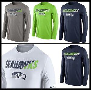 NWT🏈 S~L~2XL~3XL~4XL Nike NFL Seattle Seahawks Legend Staff ... 3c8dd38da