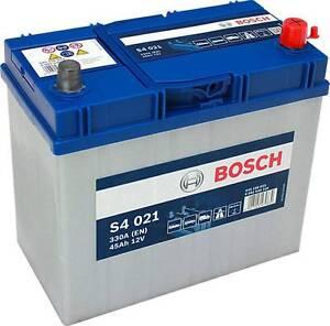 Image Is Loading Bosch S4021 053 Type Honda Civic Car Battery