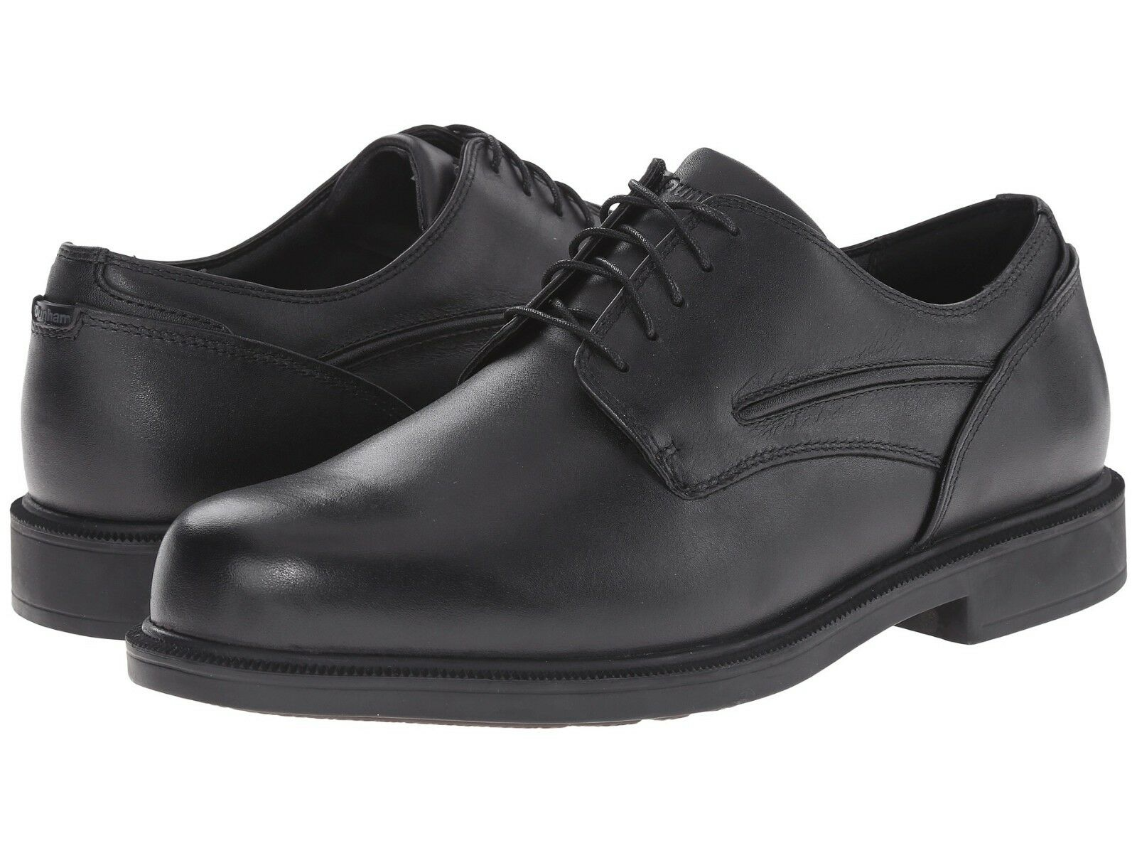 DUNHAM uomo BURLINGTON WATERPROOF LACE scarpe