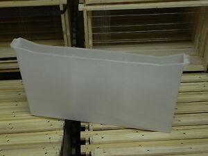 Futtertasche-DNM-Kunststoff-weiss-3-5cm-breit-1-Raehmchen-Imker-Imkerei-bee