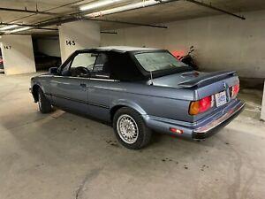 1988 BMW Série 3 E30