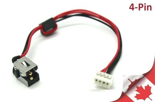 Toshiba Satellite C70 C75 C75D L75 L950 L950D L955  Original DC Power Jack Cable