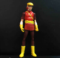 """DC UNIVERSE YOUNG JUSTICE JLU SPEEDY ACTION FIGURE 4""""  #DS6"""