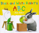 Black and White Rabbit's ABC by Alan Baker (Paperback, 1995)