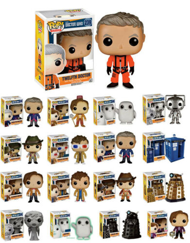 Pop Figurine 30 Modèles au Choix Doctor Who Funko Figurine en Vinyle