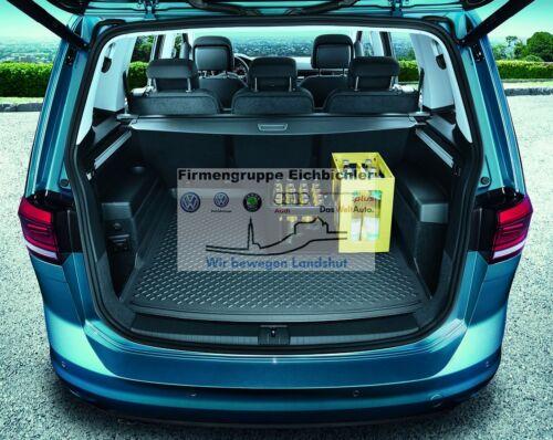 Spazio bagagli Deposito Tappetino Bagagliaio deposito Originali VW Touran 5qa061160 5//7 seggi