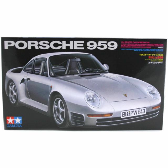 Neu Tamiya 24065-1//24 Porsche 959