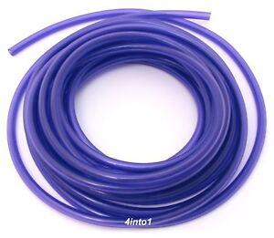 "Polyurethane Fuel // Vent Line 3mm 10/' Feet Helix Clear 1//8/"""