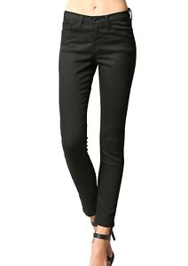 Flying Monkey Agave Mid Rise Dark Wash Lycra Super Soft Skinny Jeans Y2749