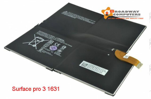 Genuine Original Battery for Microsoft Surface Pro 3 1631