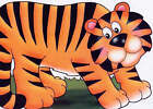 Tiger: Chunky Animals by Kay Massey (Board book, 2005)