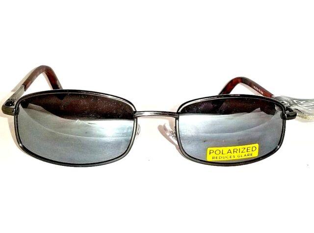 5f4b4e158de Foster Grant Women s Gunmetal Tortoise Solution Polarized Sunglasses 100% UV