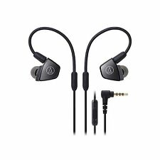 Audio-technica ATH-LS300iS Earphones w/ triple armature driver AUTHORIZED DEALER