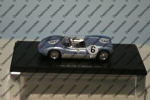 Spark Lotus 19 No6 1er Nassau 1962 I.ireland Résine à l'échelle 1:43 9580006902580