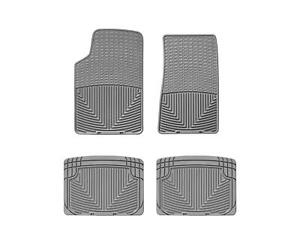 Weathertech All Weather Floor Mats For Cadillac Cts Srx