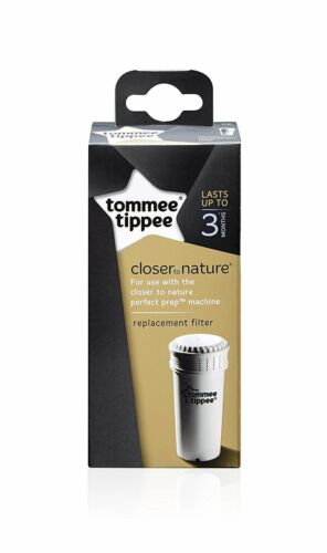 Tommee Tippee Perfect Prep Machine Replacement Filter Impurity Remover Pack of 1