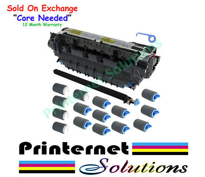 Printernet Solutions HP M604 M605 M606 Maintenance KIT OEM F2G76-67901