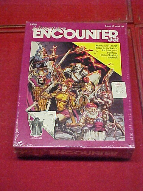 Ral Partha   Adventure ENCOUNTER Set   FA300   Sealed