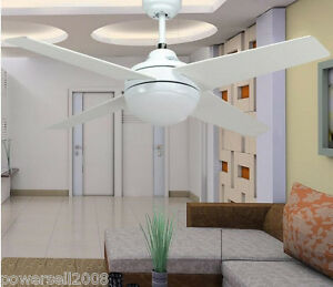 CRC004-WH-Simplicity-44-Inches-2-Lights-D110-CM-Wall-Control-Ceiling-Fans-Light